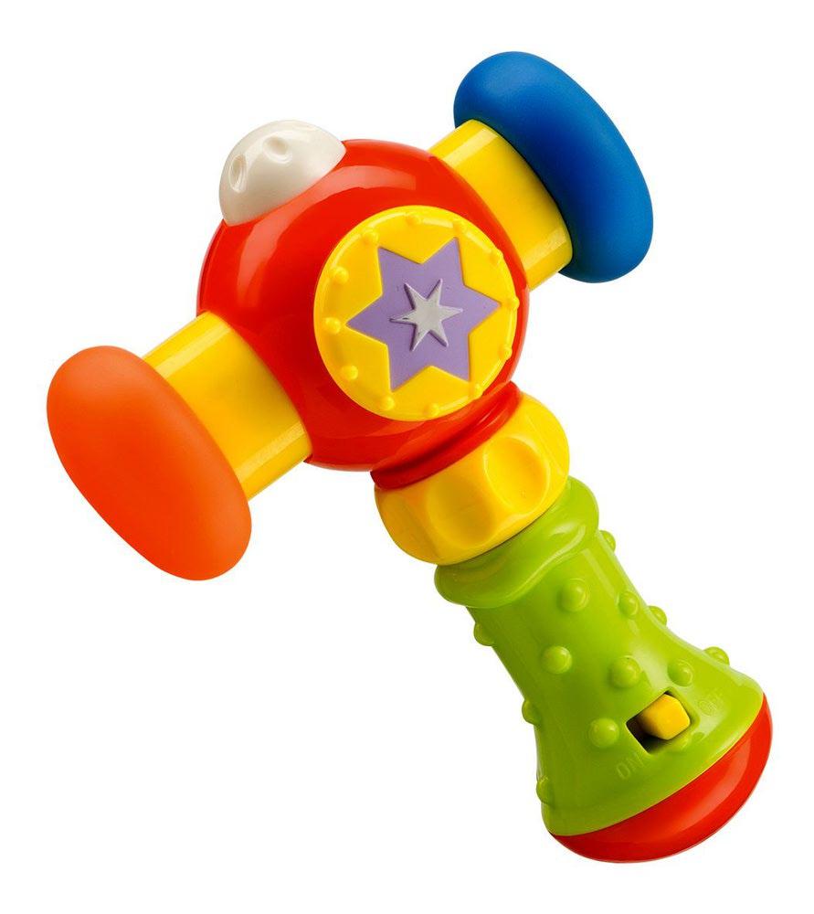 HAPPY BABY Музыкальный молоток Magic hammer (фото, вид 1)