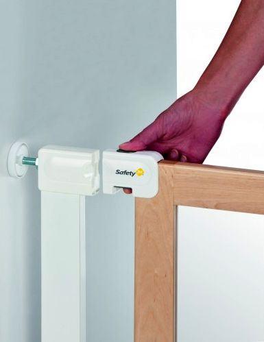 Safety1st Ворота безопасности Easy Close Deco (фото, вид 5)