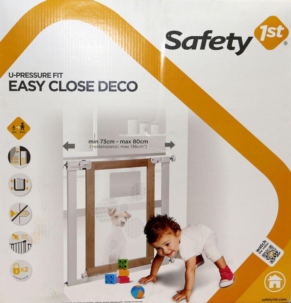 Safety1st Ворота безопасности Easy Close Deco (фото, вид 6)