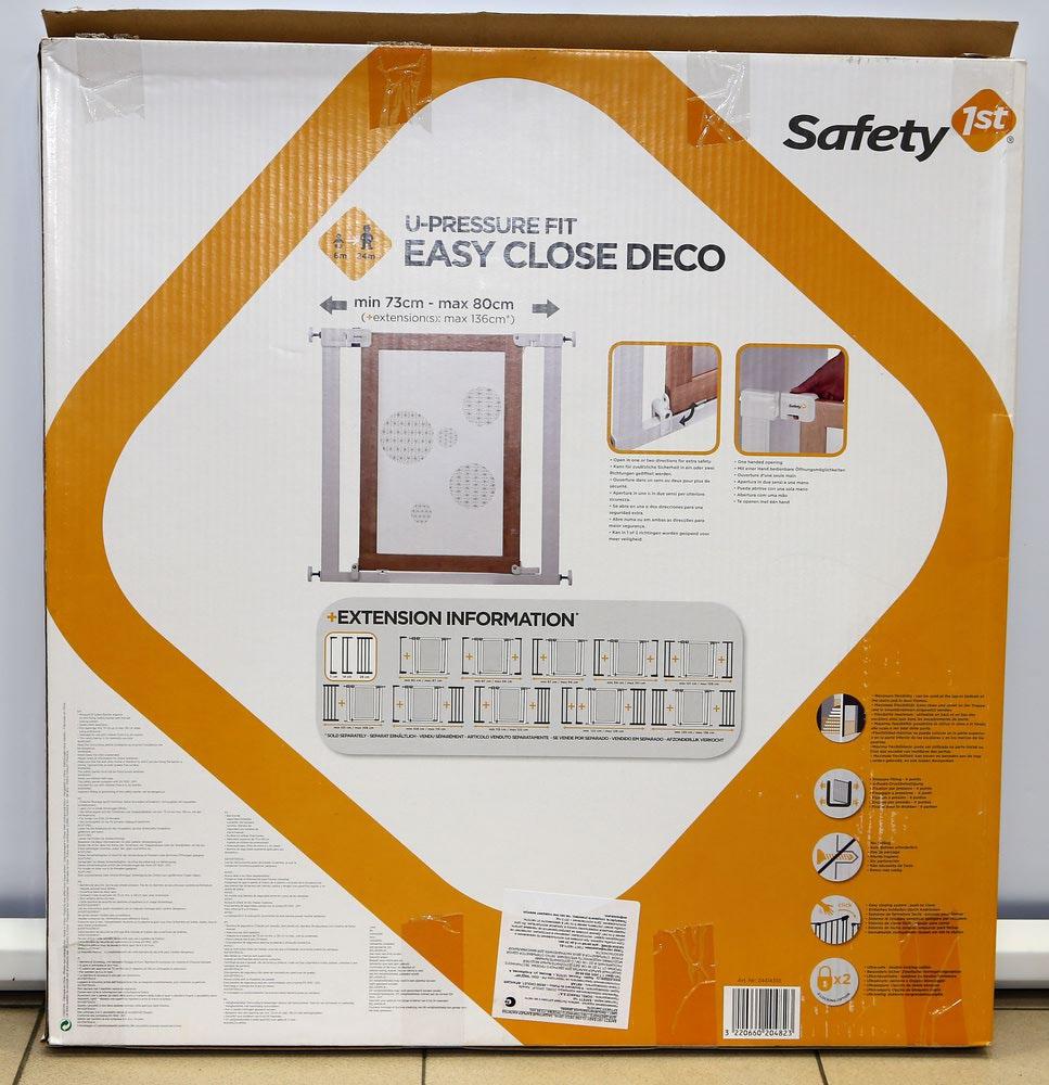Safety1st Ворота безопасности Easy Close Deco (фото, вид 8)