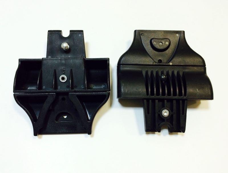 TUTIS Адаптер для автолюльки zippy (фото, вид 1)