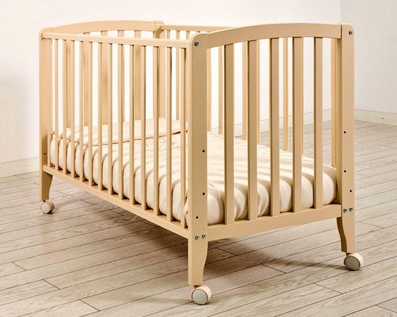Кроватка Angela Bella Бьянка (фото, вид 1)