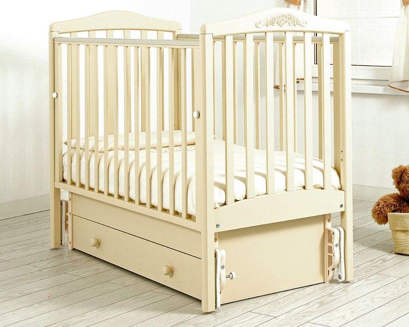 Кроватка GANDYLYAN СИМОНИК (качалка) (фото, вид 12)
