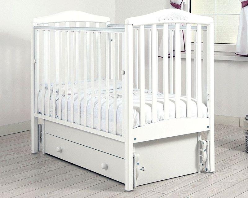 Кроватка GANDYLYAN СИМОНИК (качалка) (фото, вид 13)