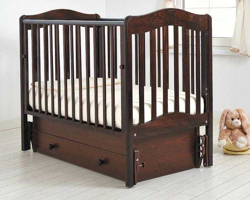 Кроватка GANDYLYAN ВАНЕЧКА (фото, вид 7)