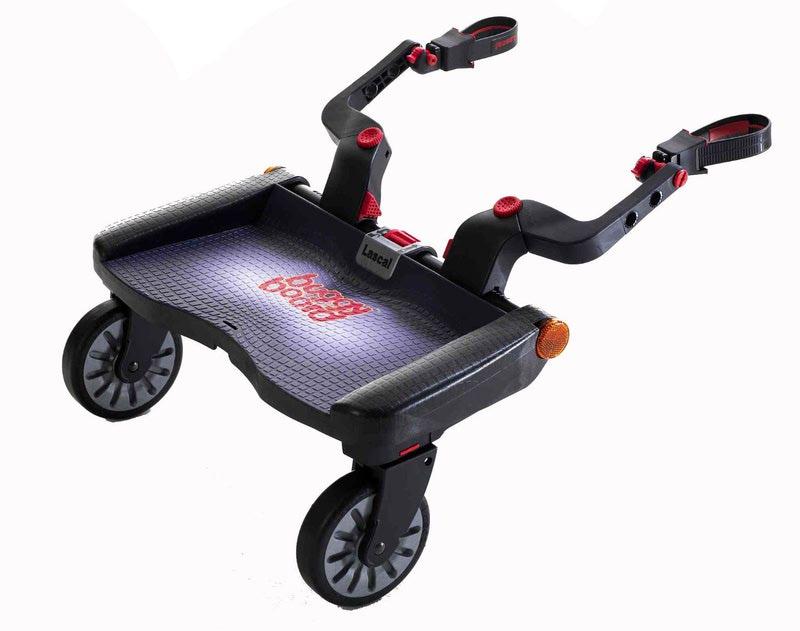 Lascal Приставка к коляске для второго ребенка (фото, вид 1)