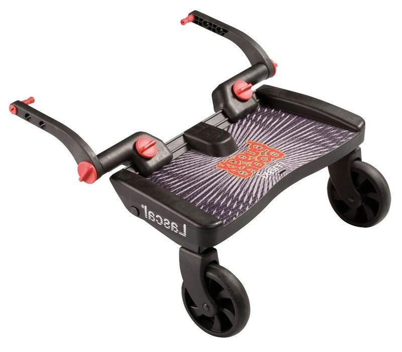 Lascal Приставка к коляске для второго ребенка (фото, вид 2)