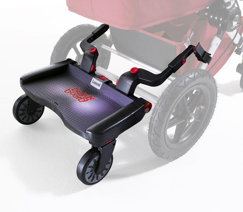 Lascal Приставка к коляске для второго ребенка (фото, вид 3)