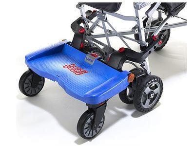 Lascal Приставка к коляске для второго ребенка (фото, вид 5)