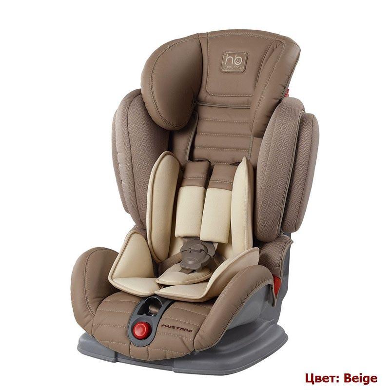 Автокресло HAPPY BABY MUSTANG (9-36 кг) (фото, вид 8)