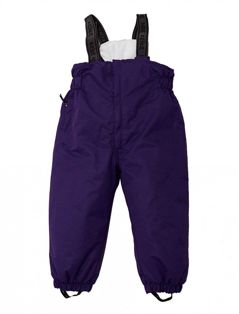 REIKE Комплект для девочки (куртка+полукомбинезон) owls violet (фото, вид 3)