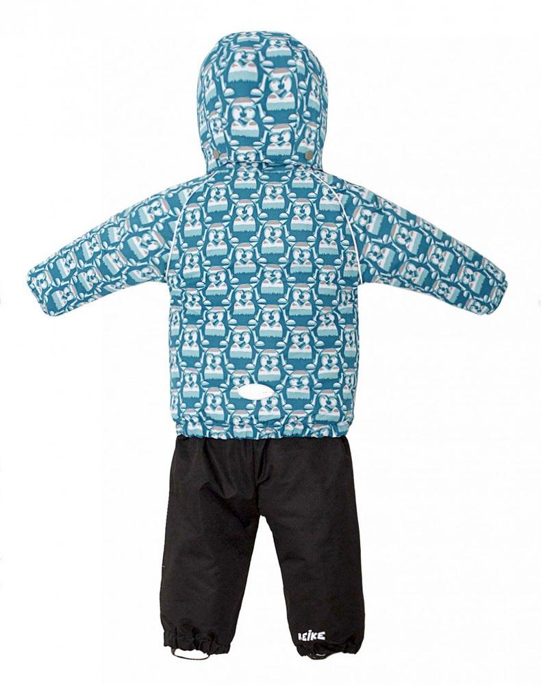 REIKE Комплект для мальчика (куртка+полукомбинезон) tweety green (фото, вид 2)