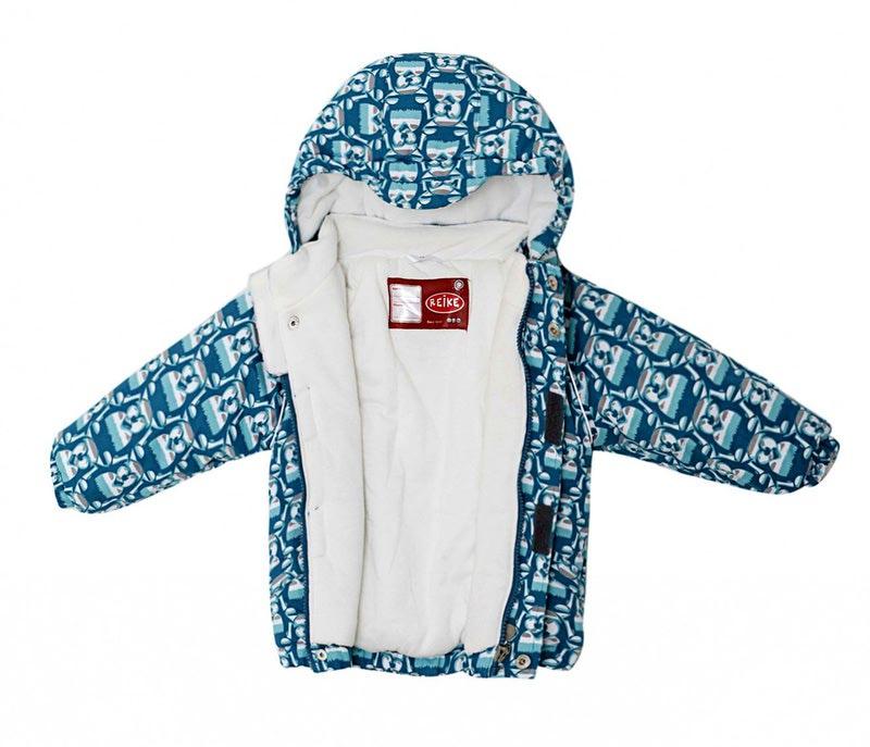 REIKE Комплект для мальчика (куртка+полукомбинезон) tweety green (фото, вид 4)