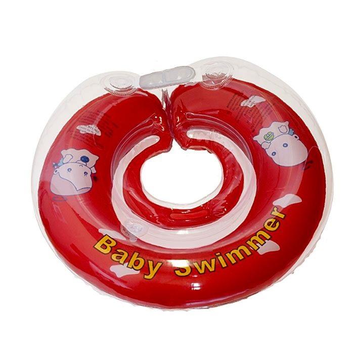 Круг для купания новорожденных детей (фото, вид 1)