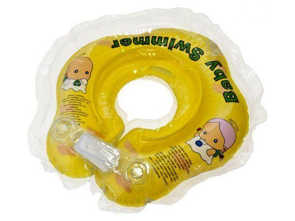 Круг для купания новорожденных детей (фото, вид 5)