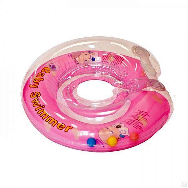 Круг для купания новорожденных детей (фото, вид 6)