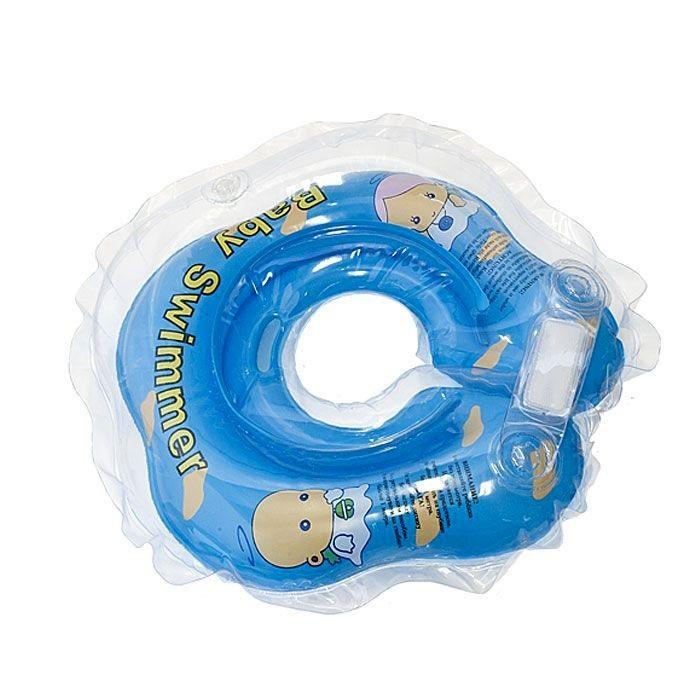 Круг для купания новорожденных детей (фото, вид 8)
