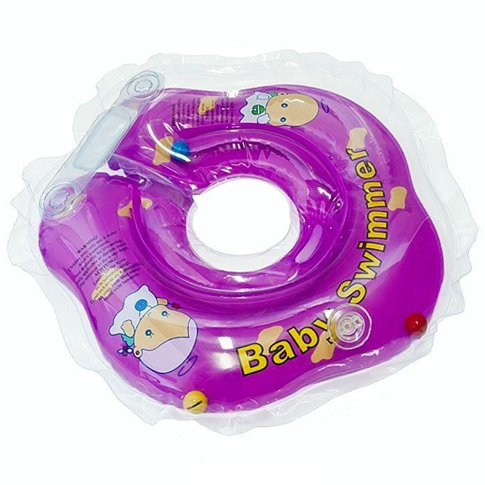 Круг для купания новорожденных детей (фото, вид 9)