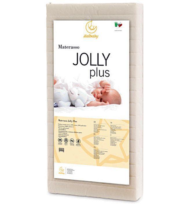 Матрас детский ITALBABY Jolly plus (фото, вид 1)