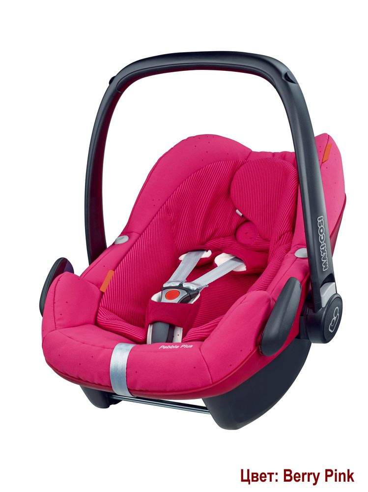 Автокресло Maxi-Cosi Pebble Plus (0-13 кг) (фото, вид 1)