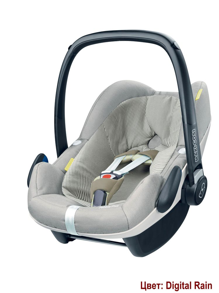 Автокресло Maxi-Cosi Pebble Plus (0-13 кг) (фото, вид 5)