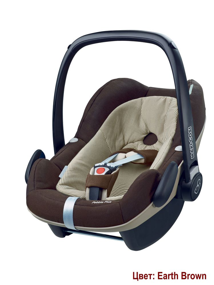 Автокресло Maxi-Cosi Pebble Plus (0-13 кг) (фото, вид 6)
