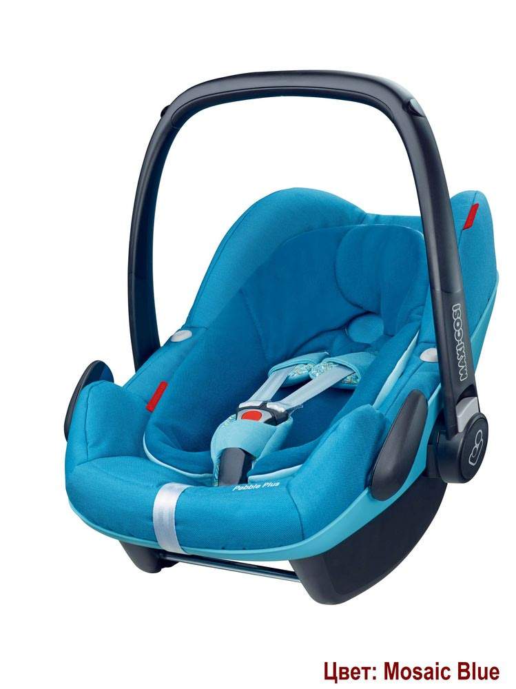 Автокресло Maxi-Cosi Pebble Plus (0-13 кг) (фото, вид 7)