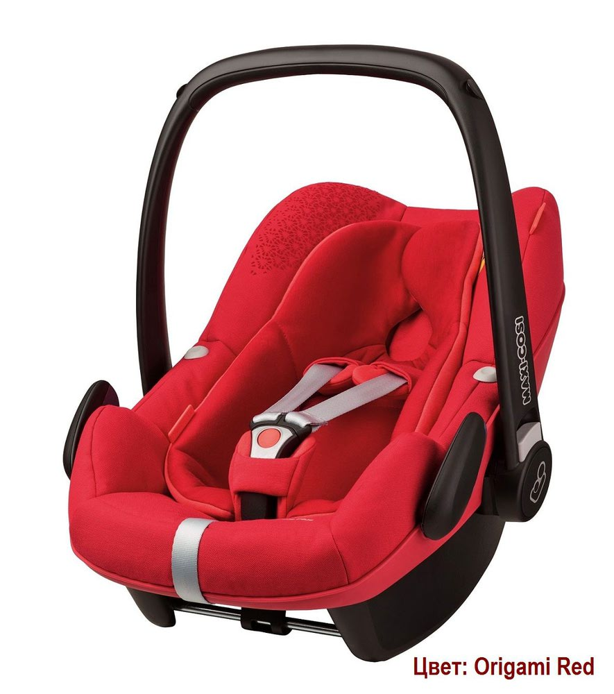 Автокресло Maxi-Cosi Pebble Plus (0-13 кг) (фото, вид 8)