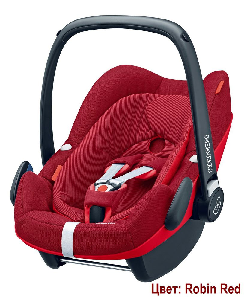 Автокресло Maxi-Cosi Pebble Plus (0-13 кг) (фото, вид 10)