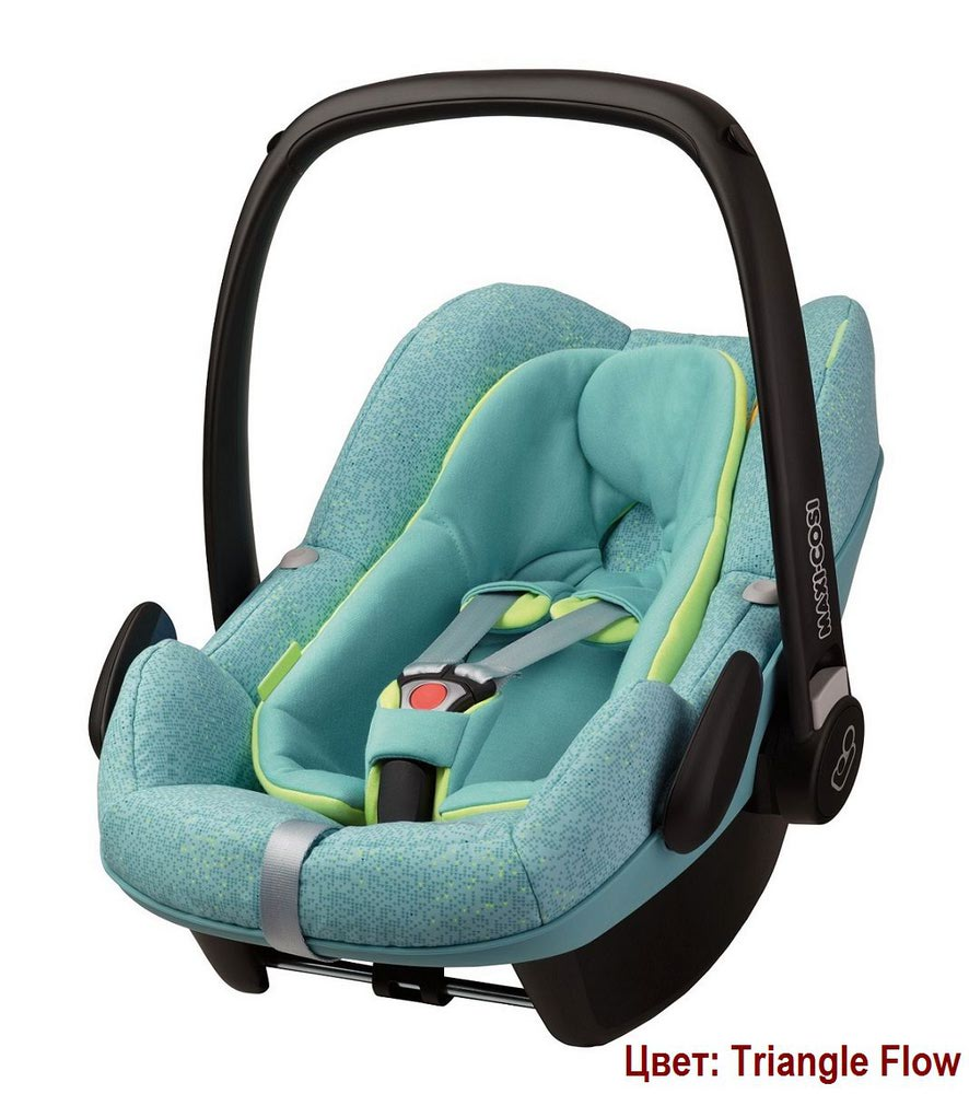 Автокресло Maxi-Cosi Pebble Plus (0-13 кг) (фото, вид 13)