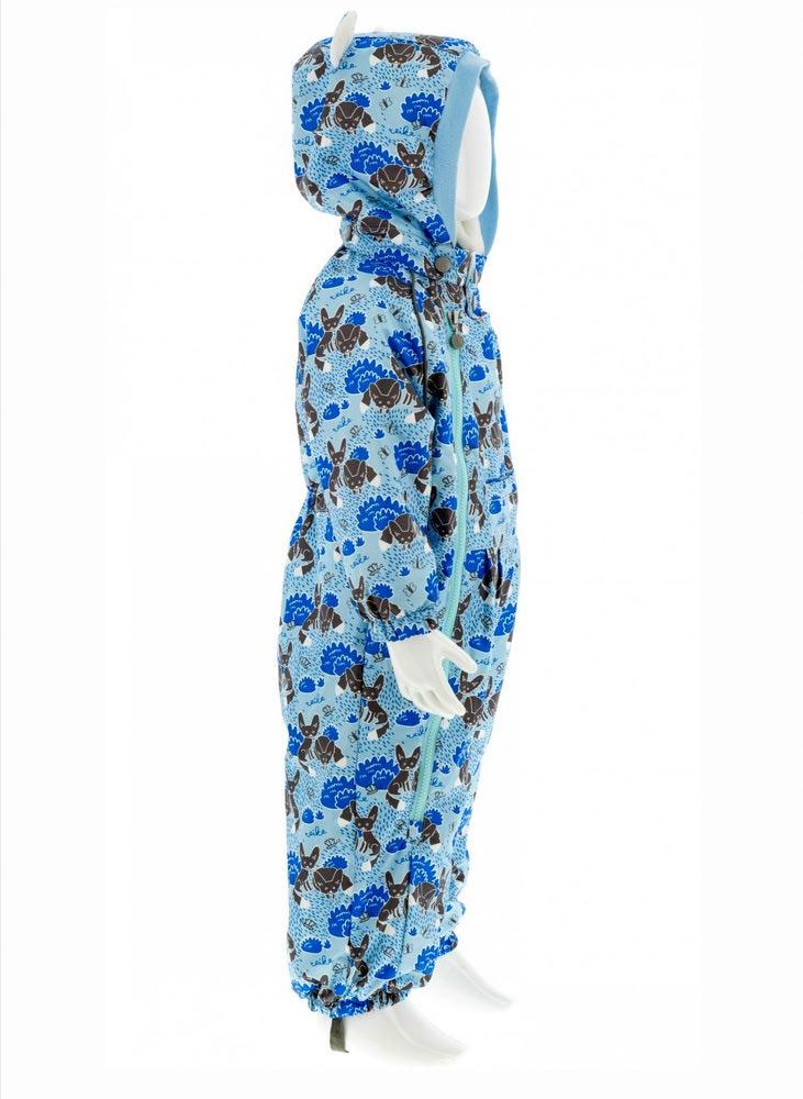 REIKE Комбинезон детский friends blue (фото, вид 2)