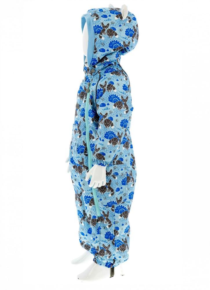 REIKE Комбинезон детский friends blue (фото, вид 3)