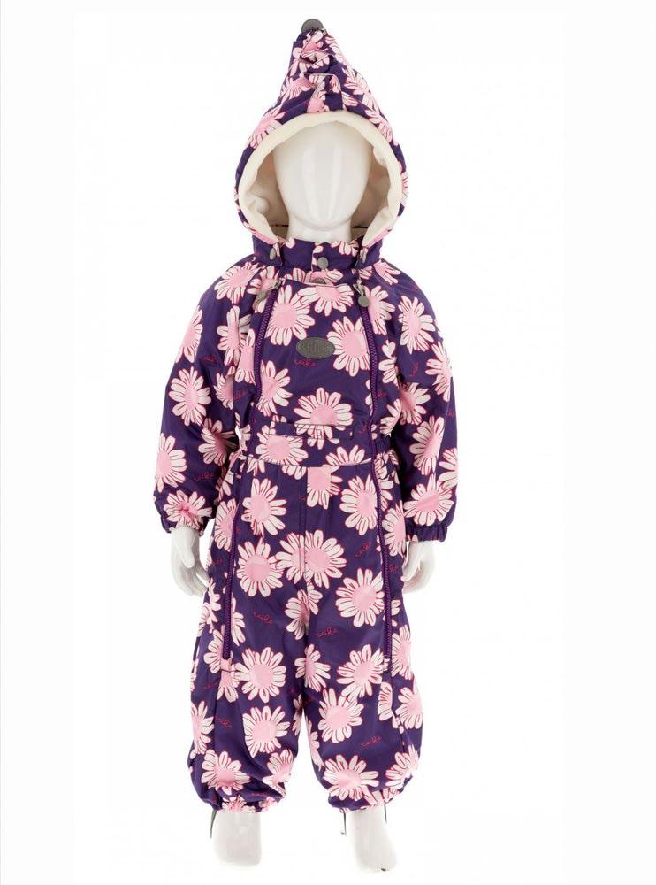 REIKE Комбинезон детский camomile violet (фото, вид 4)