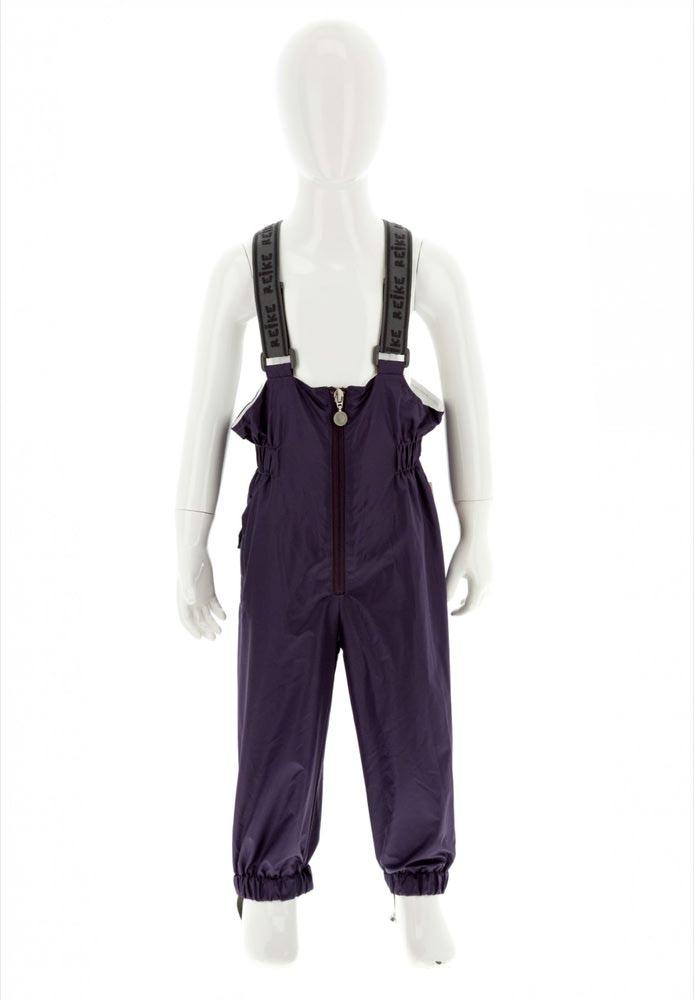REIKE Комплект для девочки (куртка+полукомбинезон) moomoo white (фото, вид 4)