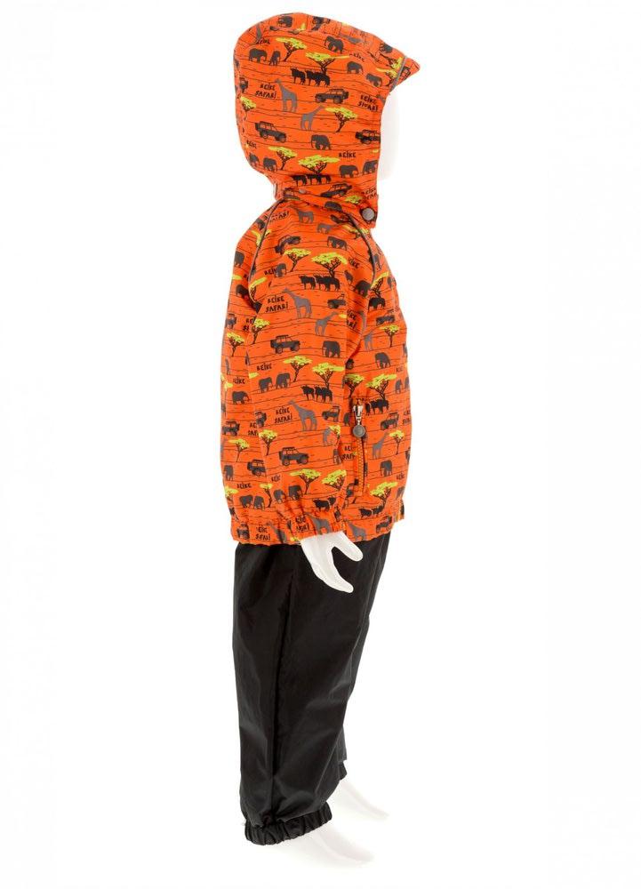 REIKE Комплект для мальчика (куртка+полукомбинезон) safari orange (фото, вид 2)