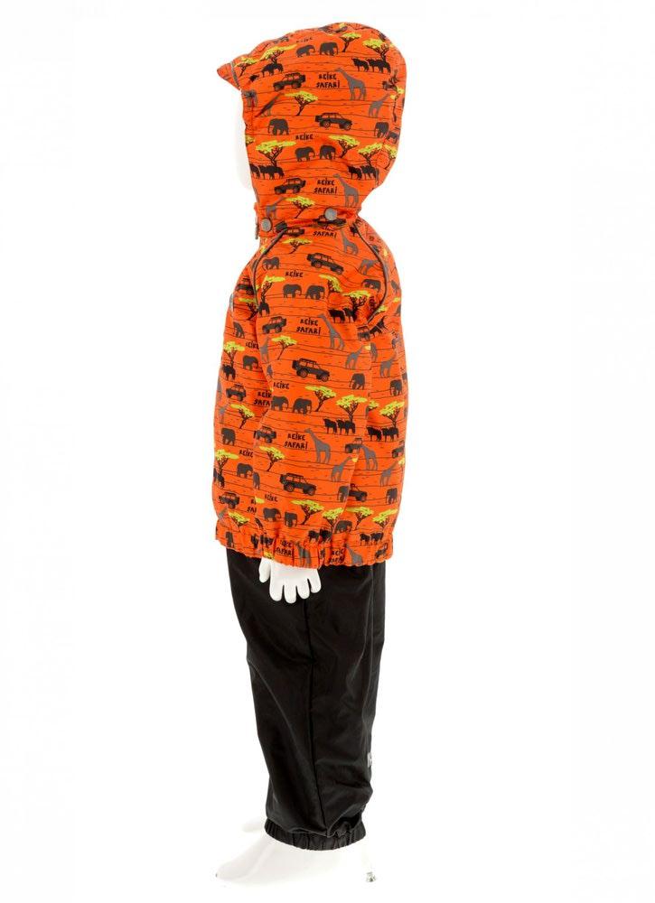 REIKE Комплект для мальчика (куртка+полукомбинезон) safari orange (фото, вид 3)
