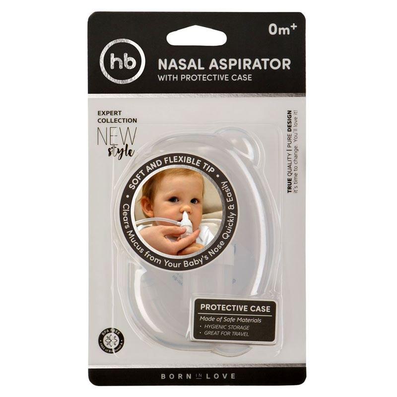 HAPPY BABY Назальный аспиратор с мягким наконечником Clean nose + (фото, вид 3)