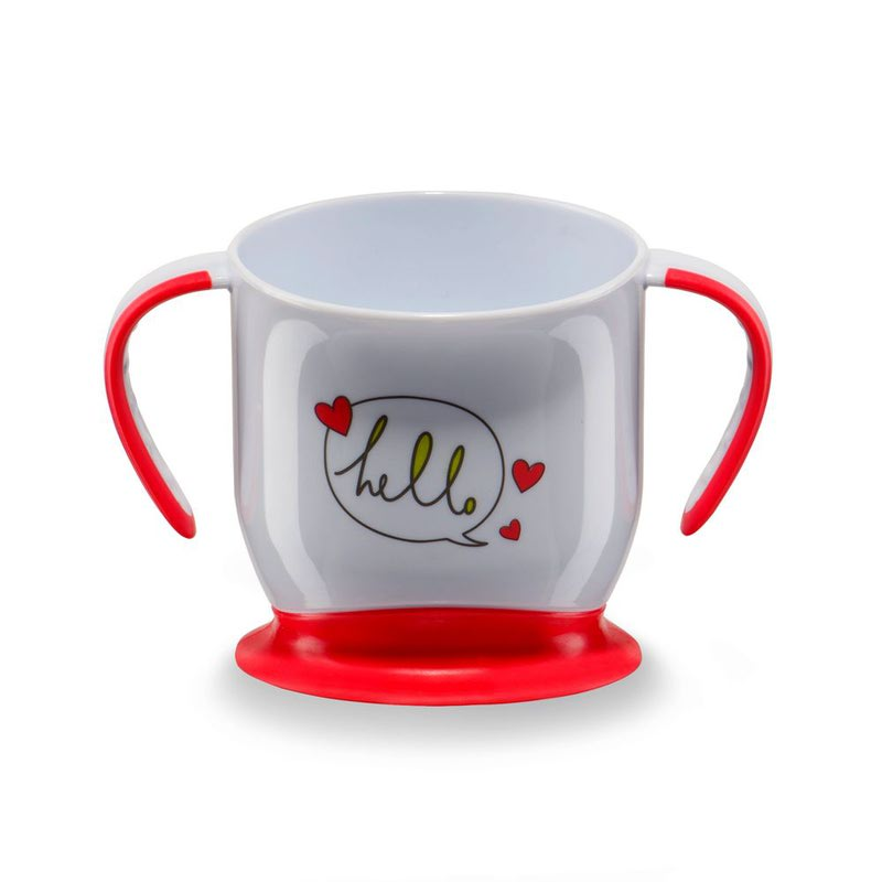 HAPPY BABY Кружка на присоске BABY CUP WITH SUCTION BASE (фото, вид 1)