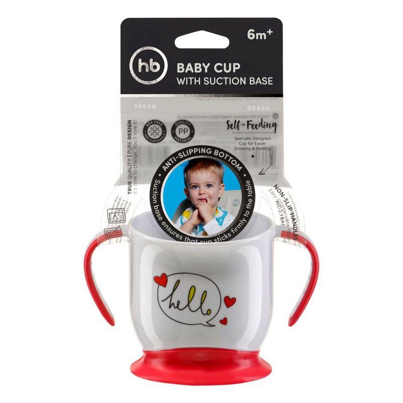 HAPPY BABY Кружка на присоске BABY CUP WITH SUCTION BASE (фото, вид 6)