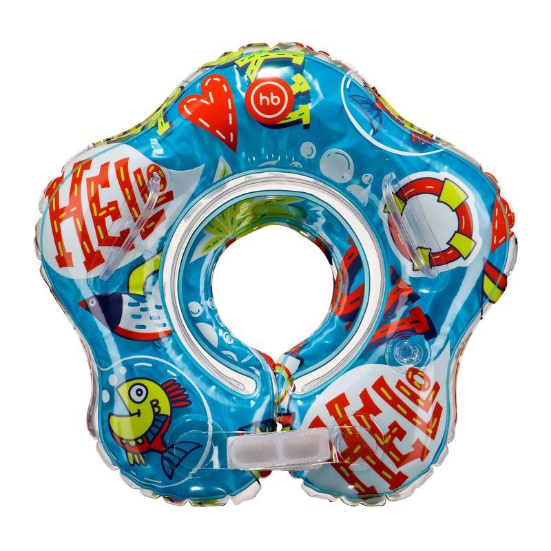 Круг для купания HAPPY BABY Dolfy музыкальный (с 3 месяцев) (фото, вид 1)