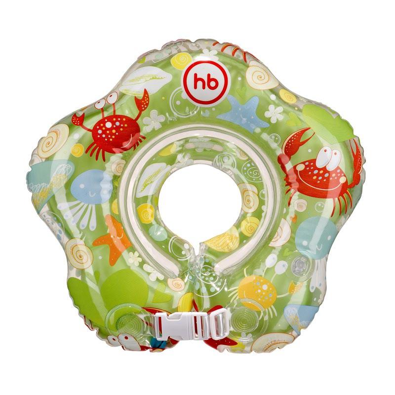 Круг для купания HAPPY BABY Swimmer (с рождения) (фото, вид 1)