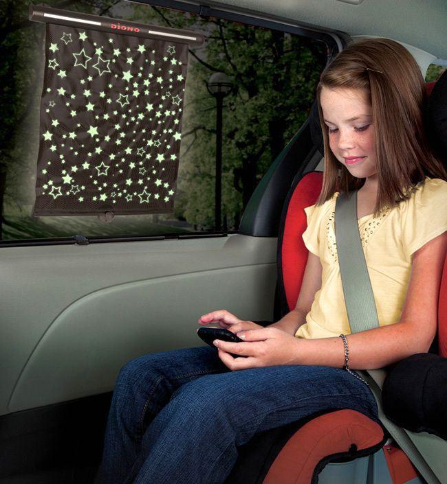 DIONO Шторка от солнца для автомобиля Starry Night (фото, вид 3)