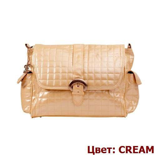 Kalencom Сумка на коляску Buckle Bag Monique (фото, вид 2)