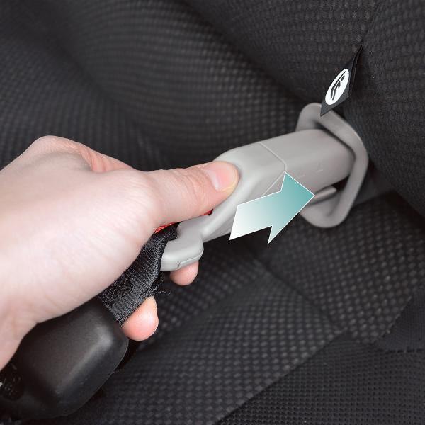 Автокресло EVENFLO SafeMax™ Platinum Series™ (2,2 -54,4 кг) с ISOFIX (фото, вид 21)