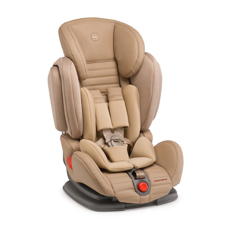 Автокресло HAPPY BABY MUSTANG (9-36 кг) (фото, вид 11)