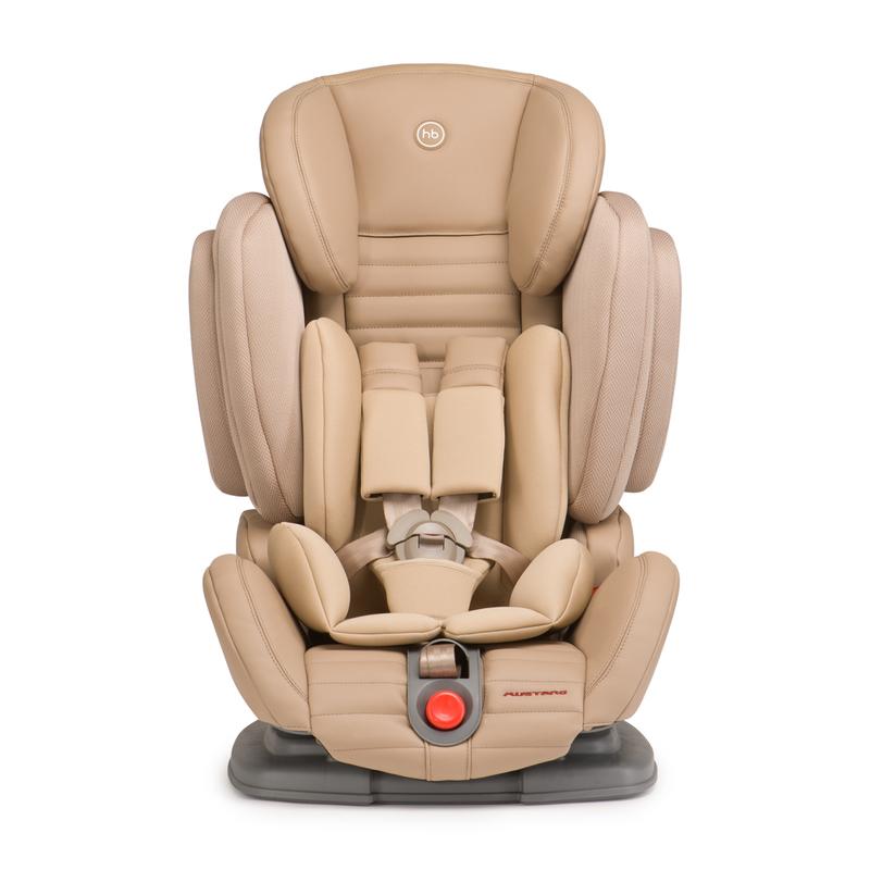 Автокресло HAPPY BABY MUSTANG (9-36 кг) (фото, вид 12)