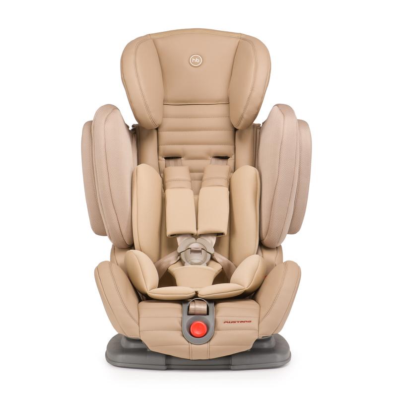 Автокресло HAPPY BABY MUSTANG (9-36 кг) (фото, вид 18)
