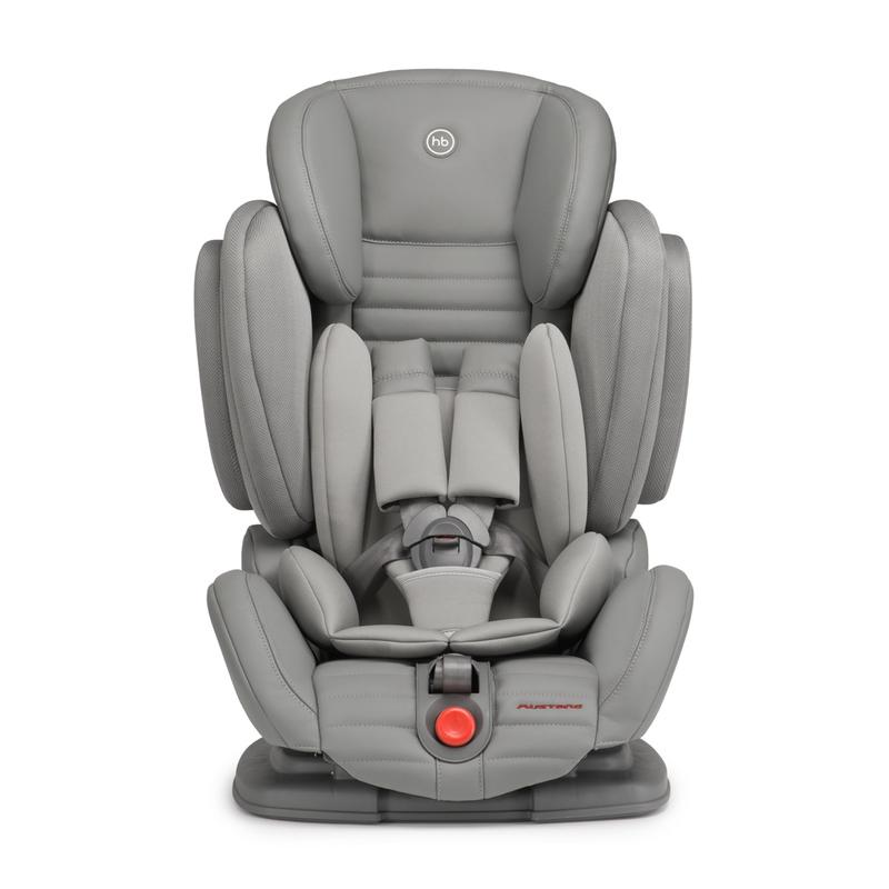 Автокресло HAPPY BABY MUSTANG (9-36 кг) (фото, вид 29)