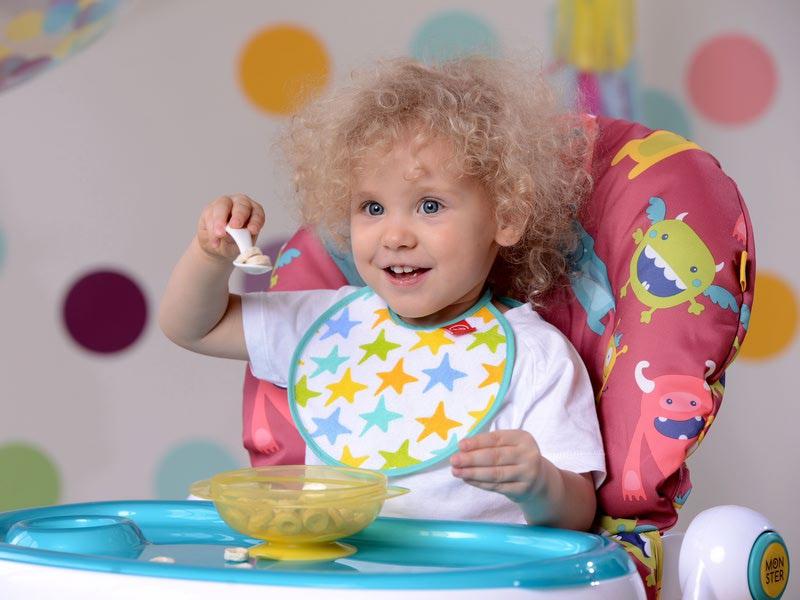HAPPY BABY Набор нагрудников TERRY BIBS (фото, вид 5)