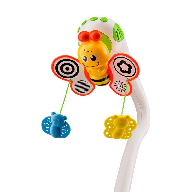 HAPPY BABY Музыкальный мобиль MAGIC BUTTERFLIES (фото, вид 2)
